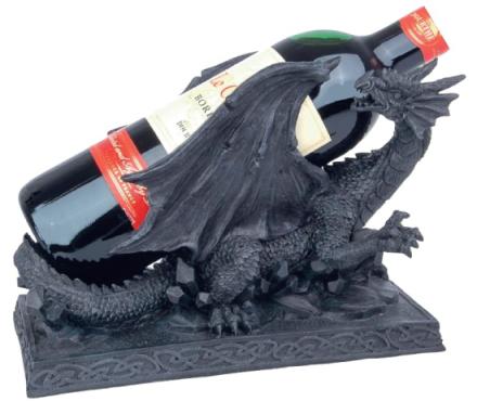 Vinställ - drake