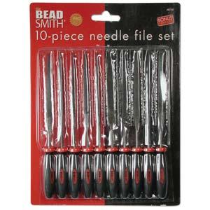Fil set - Needle file 10- pack