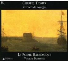Carnets De Voyages (Dumestre Le Poeme Harmonique) - Carnets De Voyages (Dumestre Le Poeme Harmonique) (Audio CD)