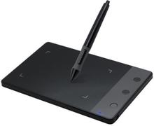 HUION H420 Digitalt Ritbord 4000LPI Universellt - svart