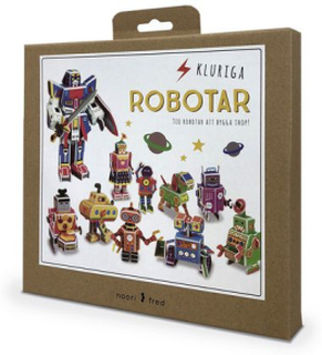 Kluriga Robotar