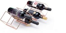 Bar Craft vinställ koppar 7 flaskor