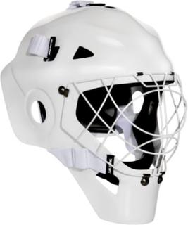 Salming Carbon X Helmet White