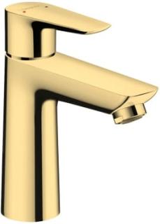 Hansgrohe Talis E 110 håndvaskarmatur m/bundventil, poleret messing