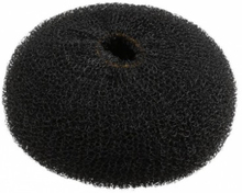 Lussoni Musta 110 mm hiusdonitsi 1 kpl
