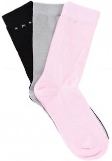 Marqy Girl Leowe Socks 3-pack Multi Strumpor/Sockor till Tjej
