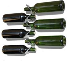 Vinställ i aluminium för 6 st vinflaskor