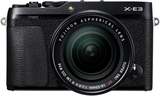 Fujifilm X-E3 + 18-55/2,8-4,0 Svart, Fujifilm