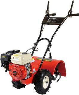 Bensindriven jordfräs - 212 cc