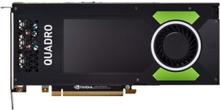 Quadro P4000 - 8GB GDDR5 RAM - Grafikkort