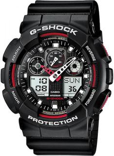 CASIO - Klocka Casio G-Shock Master G GA-100-1A4ER gemensamma