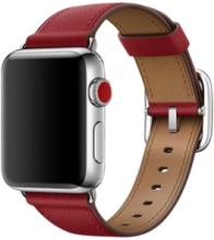 38mm Classic Buckle - Ruby (PRODUCT)RED