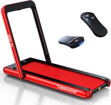 Löpband innovativt, hopfällbart med fjärrkontroll - TR2600 - Röd