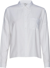 Terence Langærmet Skjorte Hvid MbyM