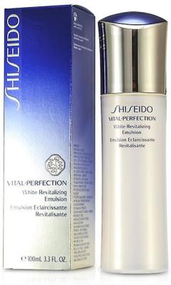 Vital Shiseido-perfektion vit vitalisering Emulsio
