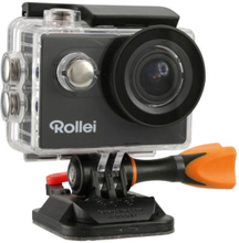 Rollei Actionkamera 425 4K Full HD WIFI - Svart
