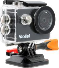 Rollei Actionkamera 300 Plus nybörjare HD 720p - svart