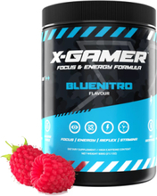 X-Tubz Bluenitro (raspberry) - 60 Servings