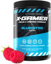 X-Tubz Bluenitro (raspberry) - 60 porsjoner
