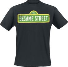 Sesam Stasjon - -T-skjorte - svart