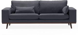 STOCKHOLM 3-sits soffa Tove Blå   Soffor