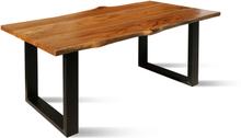 Unikt matbord - massiv ek