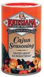 Louisiana fisk stek produkter Cajun krydda