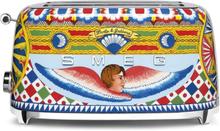Smeg - Dolce & Gabbana Toaster, 4 Slices