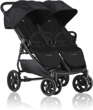 Crescent Duo Lightway Syskonvagn (Black)