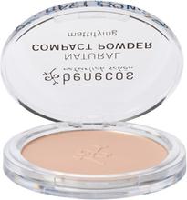 Natural Compact Powder, 9 g, Sand