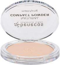 Natural Compact Powder, 9 g, Porcelain