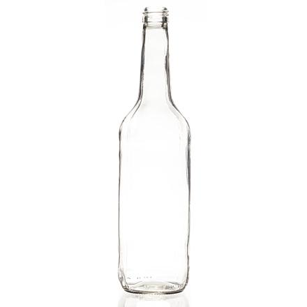 Flaska 70 cl med metallkapsyl 12-p