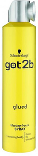 Schwarzkopf Schwarzkopf Got2b limet Blasting Freeze Spray