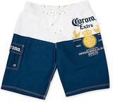 Corona Extra etikett mäns simma Boardshorts
