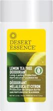 Lemon Tea Tree Deodorant, 70 ml