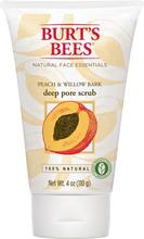 Peach & Willow Bark Deep Pore Scrub, 110 g