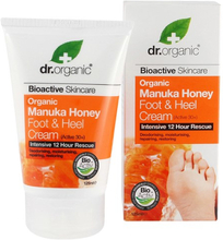 Manuka Honey Foot & Heel Cream, 125 ml