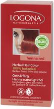 Örthårfärg, 100 g, Henna naturligt röd