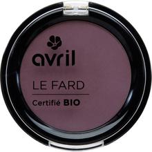 Organic Eye Shadow, 2,5 g, Prune Irisé