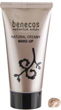 Natural Creamy Make-Up, 30 ml, Nude