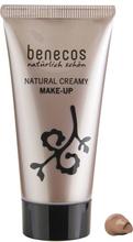 Natural Creamy Make-Up, 30 ml, Caramel