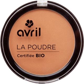 Organic Bronzing Powder, 7 g, Ambré