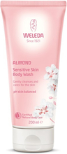 Almond Sensitive Skin Body Wash, 200 ml