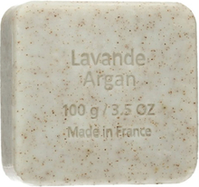Fast Tvål med Arganolja, 100 g, Lavendel