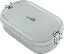 Kangra Lunchlåda i rostfritt stål 2-i-1, 800 ml