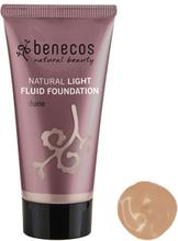 Natural Light Fluid Foundation - Dune, 30 ml