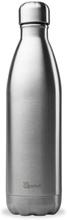 Isolerad Rostfri Flaska i borstat stål, 750 ml