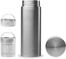 Isolerad Rostfri Flaska med teinsats, 300 ml