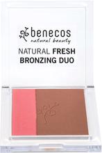 Natural Fresh Bronzing Duo - California Nights, 8 g