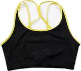 Genetix Sports Bra, Black, Dam, XL